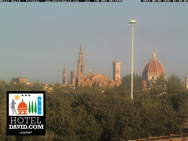 Webcam LIVE di Firenze