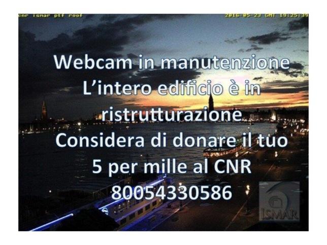Webcam LIVE di Venezia