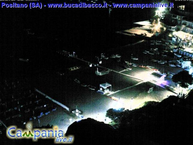 Webcam LIVE di Positano