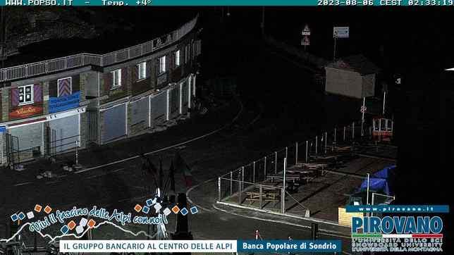 Webcam LIVE di Stelvio (2.757m)