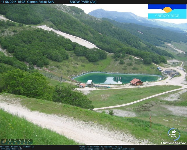 Webcam LIVE di Campo Felice (AQ)