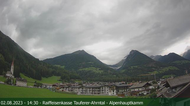 Webcam LIVE di Lutago (Alto Adige)