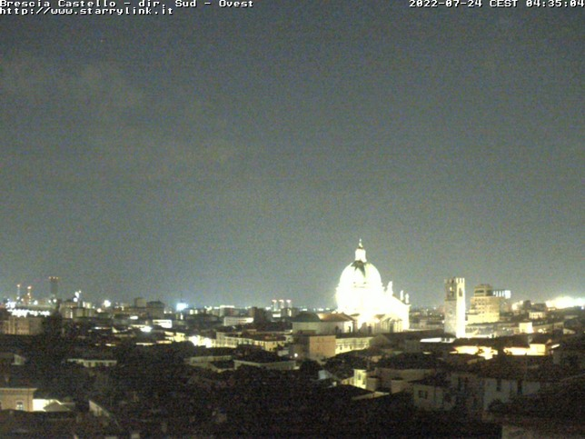 Webcam LIVE di Brescia