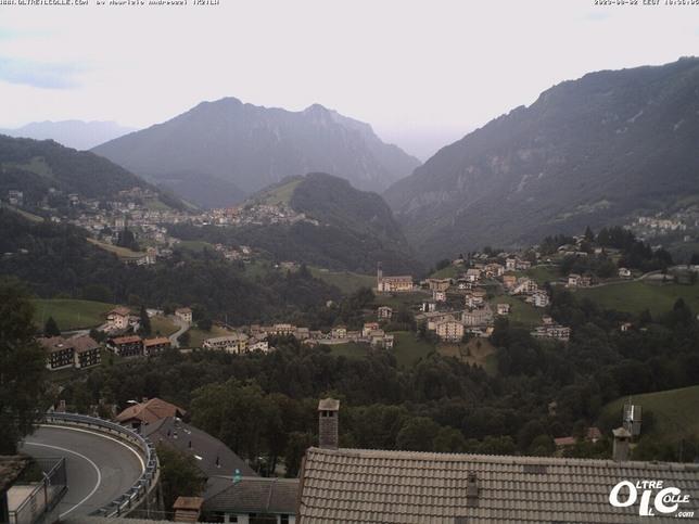 Webcam LIVE di Val Serina (BG)