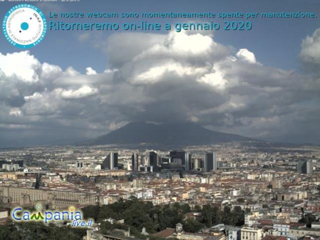 Webcam LIVE di Napoli