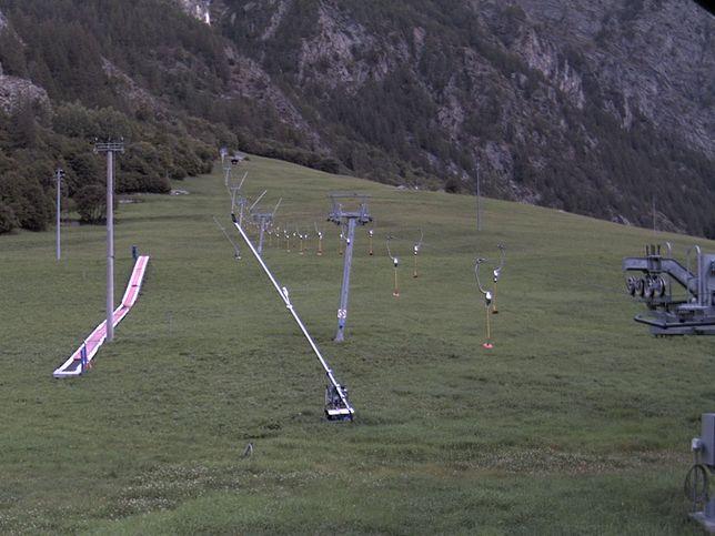 Webcam LIVE di Ollomont