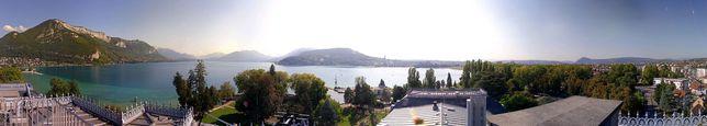 Webcam LIVE di Annecy-lago (FR)