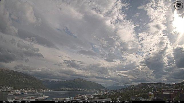Webcam LIVE di Tromso (Norvegia)