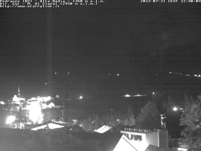 Webcam LIVE di Pedraces (BZ)