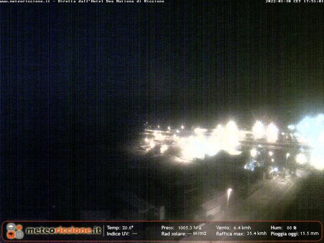 Webcam LIVE di Riccione