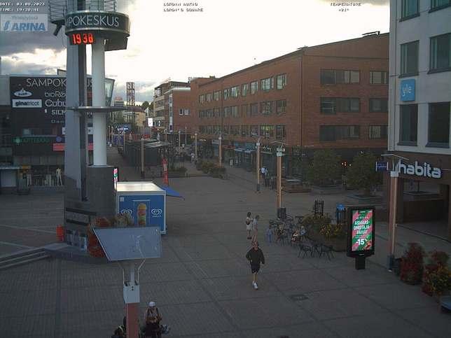 Webcam LIVE di Rovaniemi (Finlandia)