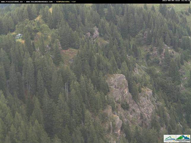 Webcam LIVE di Piazzatorre (BG)