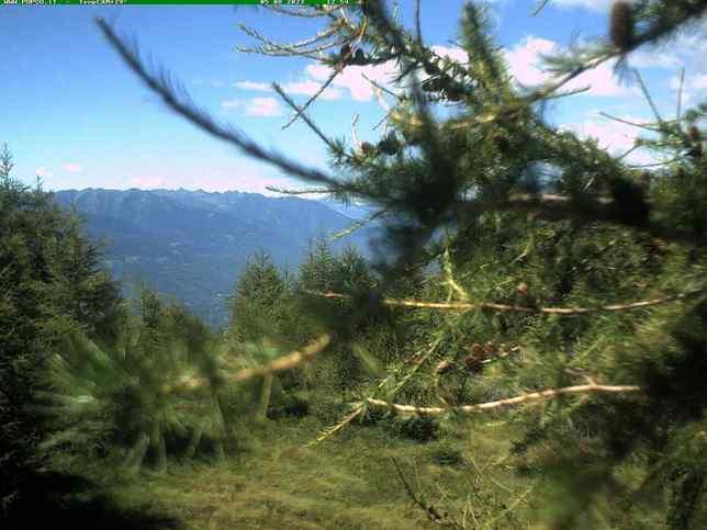 Webcam LIVE di Prato Valentino