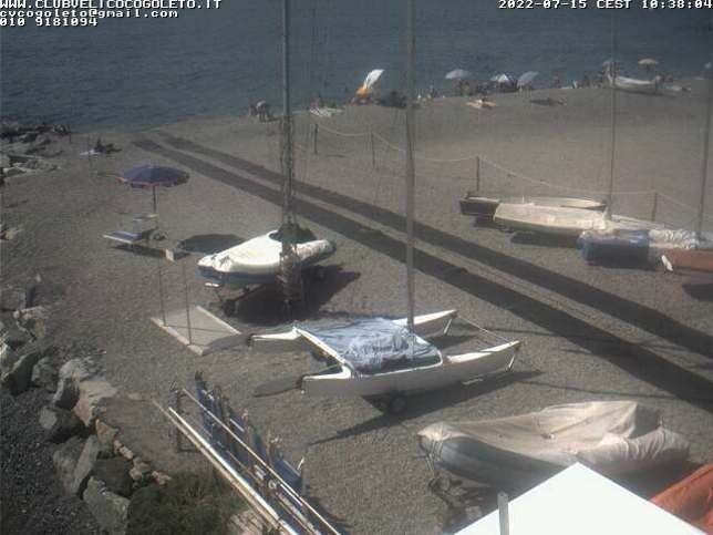 Webcam LIVE di Cogoleto (GE)