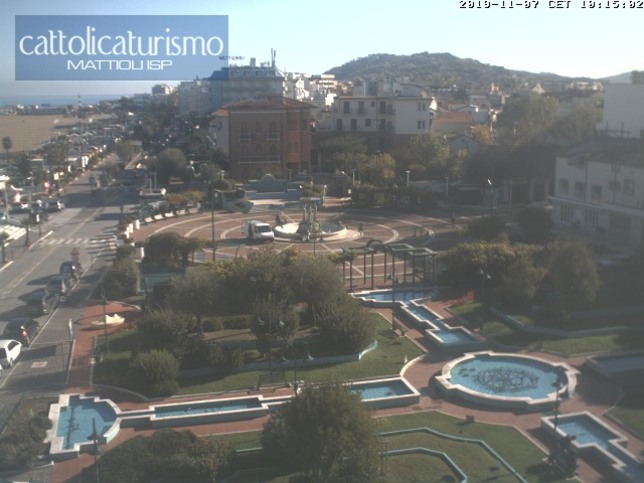 Webcam LIVE di Cattolica (RN)