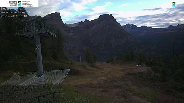 Webcam LIVE di Alpe Devero 1.640m
