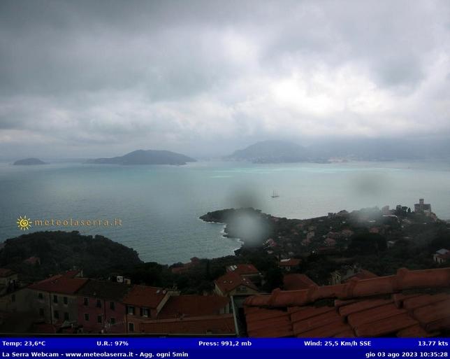 Webcam LIVE di Lerici (SP)
