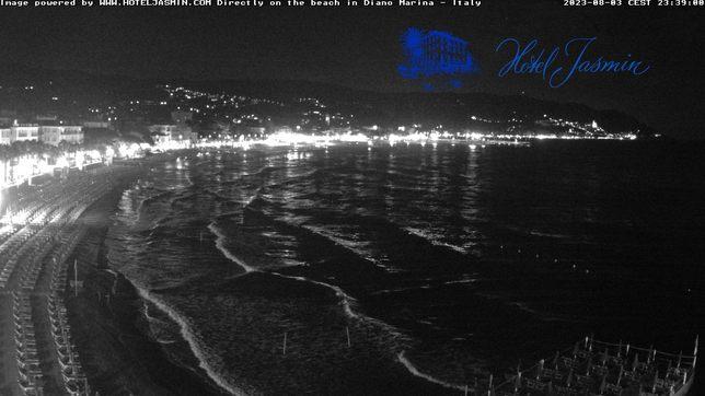 Webcam LIVE di Diano Marina (IM)