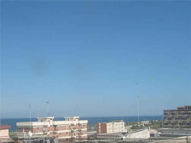 Webcam LIVE di Bari