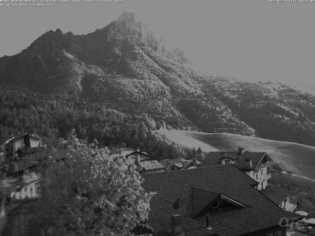 Webcam LIVE di Zambla (1.200m)