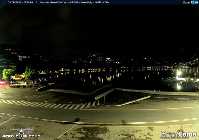 Webcam LIVE di Como