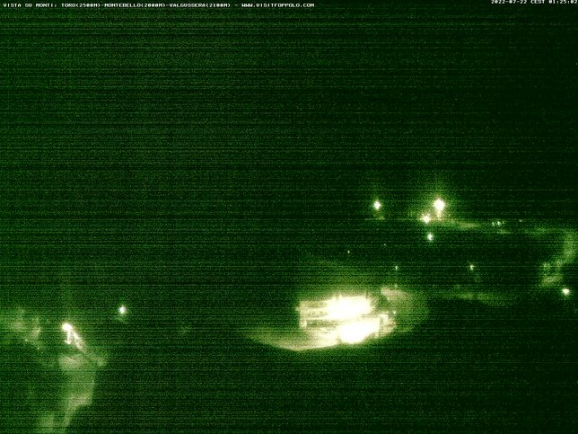 Webcam LIVE di Foppolo 2.000m