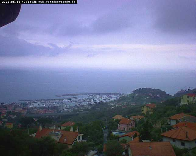 Webcam LIVE di Varazze