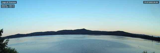 Webcam LIVE di Viverone (Lago)