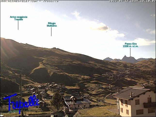Webcam LIVE di Trepalle (Livigno)