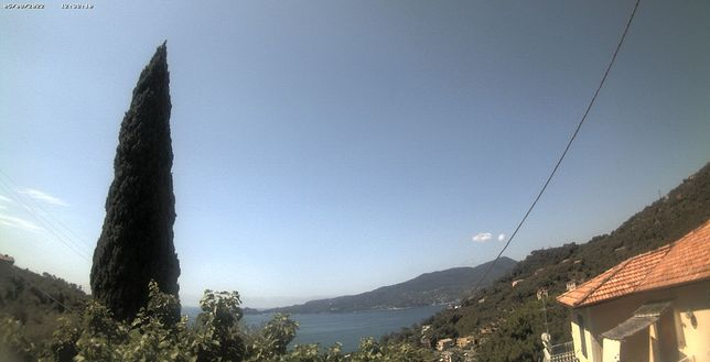 Webcam LIVE di Zoagli (GE)