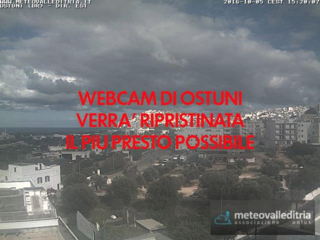 Webcam LIVE di Ostuni (BR)