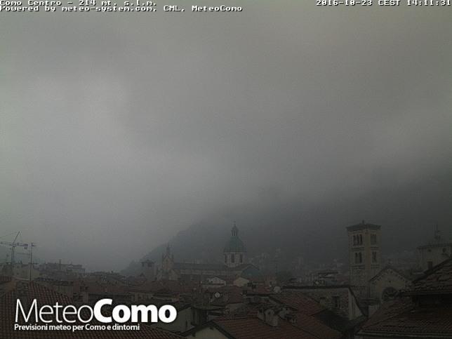 Webcam LIVE di Como città