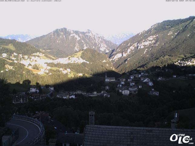 Webcam LIVE di Oltre il Colle