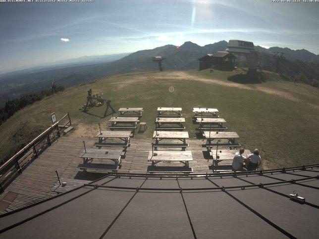 Webcam LIVE di Bielmonte-Oropa
