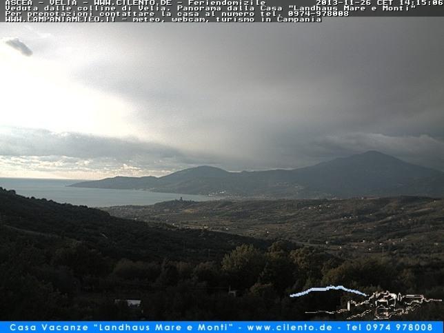 Webcam LIVE di Ascea