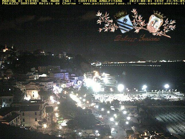 Webcam LIVE di Vietri sul Mare