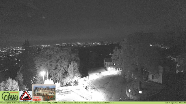 Webcam LIVE di Valcava