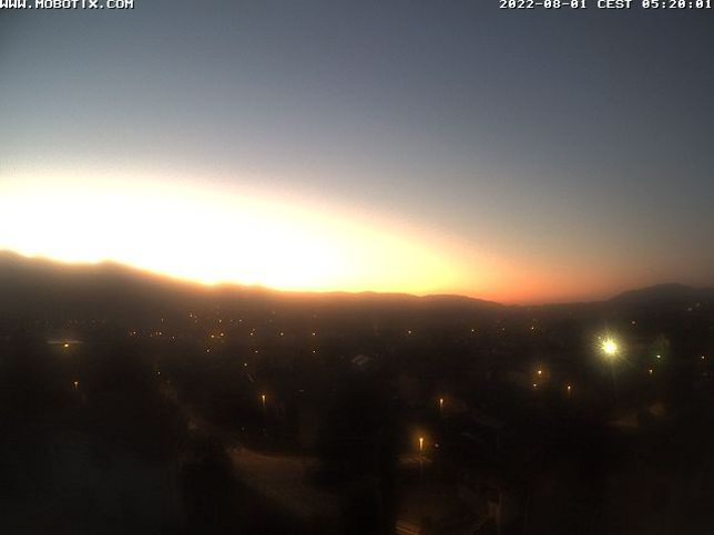 Webcam LIVE di Almenno San Salvatore