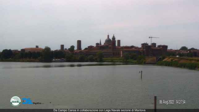 Webcam LIVE di Mantova