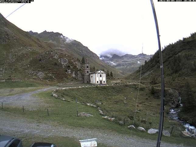 Webcam LIVE di Rifugio Malghera