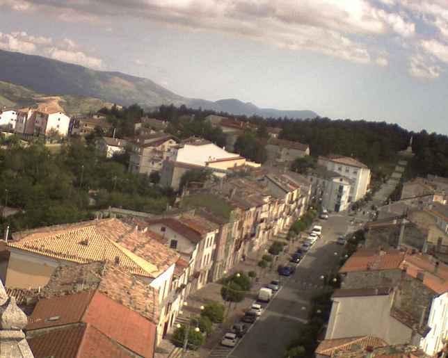 Webcam LIVE di Torricella Peligna (CH)