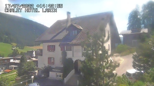 Webcam LIVE di Davos