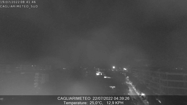 Webcam LIVE di Cagliari