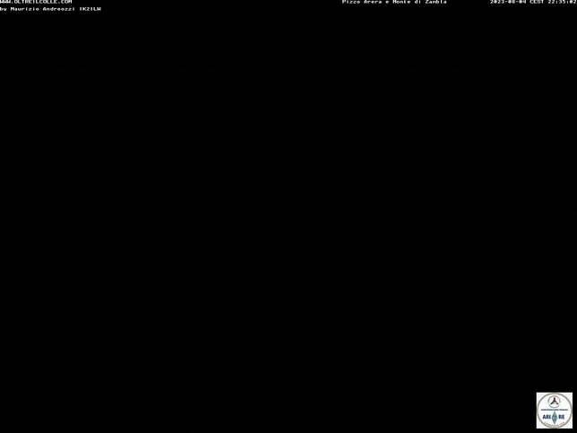 Webcam LIVE di Arera da Oltre il Colle