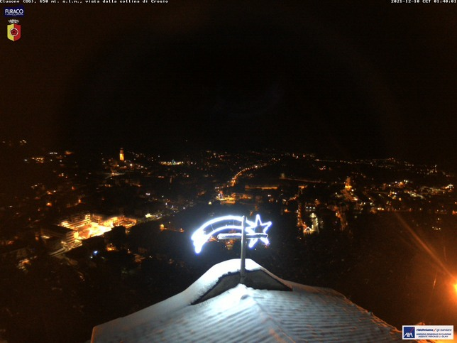 Webcam LIVE di Clusone