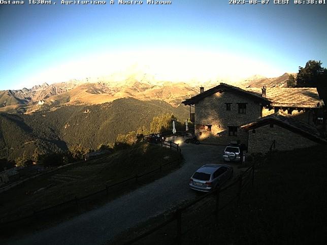 Webcam LIVE di Ostana-Monviso