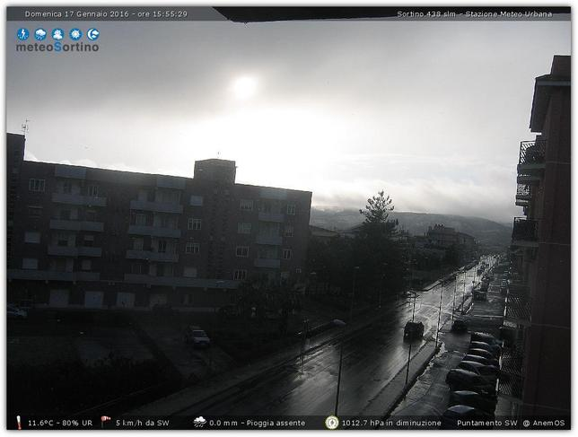 Webcam LIVE di Sortino