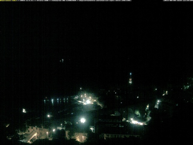 Webcam LIVE di Bogliasco
