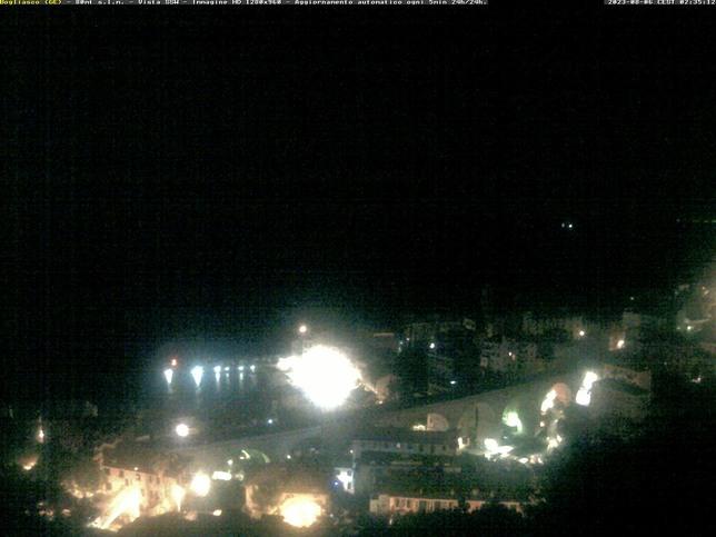 Webcam LIVE di Bogliasco