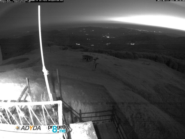 Webcam LIVE di Monte Bue